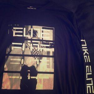 Other - Nike elite shirt